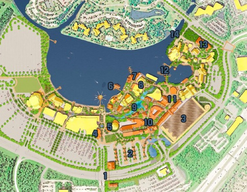 Disney Springs at Downtown Disney