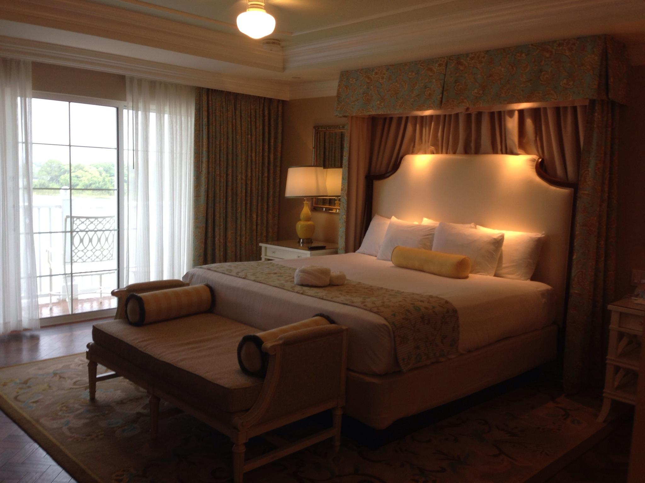 Grand Floridian 1 Bedroom Villa Floor Plan
