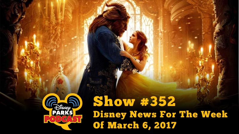 In this episode, Tony and Parkhopper John discuss the new Beauty and the Beast movie, Disneyland Paris's 25th Anniversary, Miss Adventure Falls, and so much more.