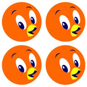 OrangeBird2_coasters