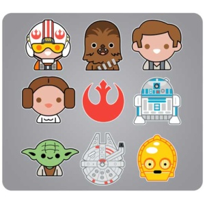 StarWarsEmojiRebels_MousePad