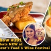 Disney Parks Podcast Show #391 - Whats NEW at Epcot Food & Wine for 2017