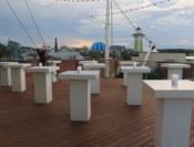Third Deck Outdoor Area