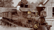 Walt And Trains